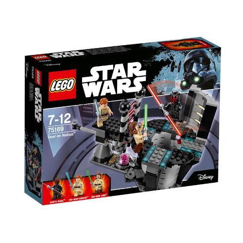 Duel pe Naboo 75169 Lego Star Wars
