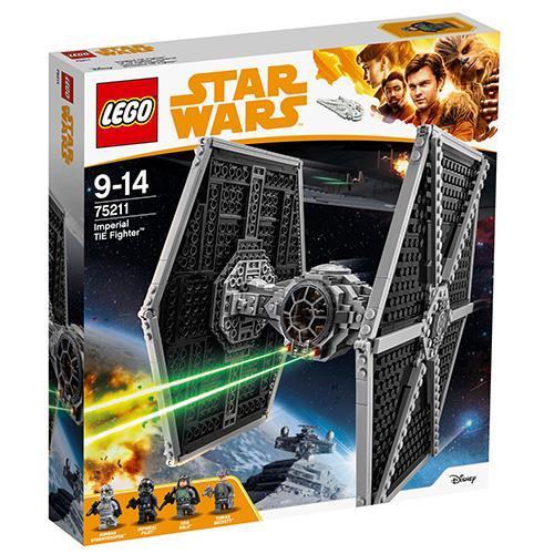 Imperial TIE Fighter Lego Star Wars