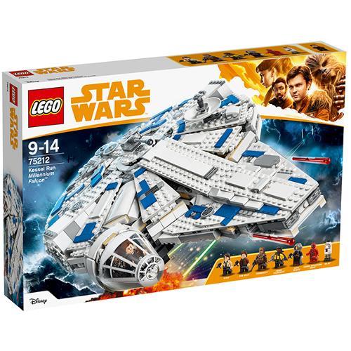 Kessel Run Millennium Falcon Lego Star Wars