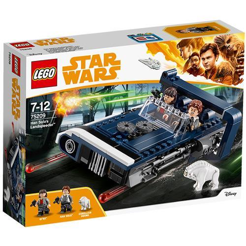 Landspeederul lui Han Solo Lego Star Wars