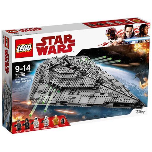Star Destroyer al Ordinului Intai Lego Star Wars