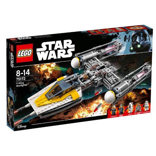 Y-Wing Starfighter 75172 LEGO Star Wars