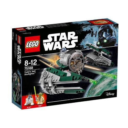 Yodas Jedi Starfighter 75168 Lego Star Wars