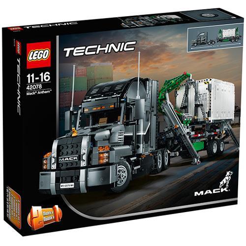 Mack Anthem Lego Technic