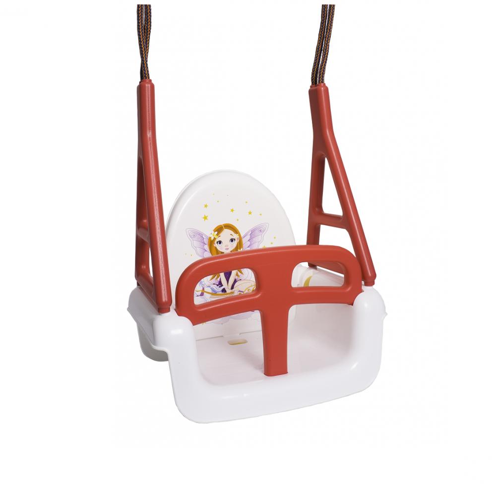 Leagan modular 3 in 1 Tega Baby alb