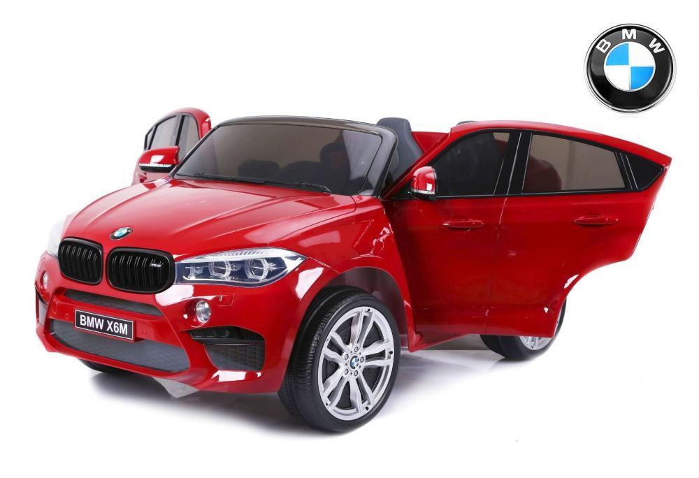 Masinuta electrica BMW X6 XXL cu doua locuri Red