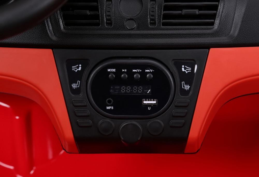 Masinuta electrica BMW X6 XXL cu doua locuri Red - 1