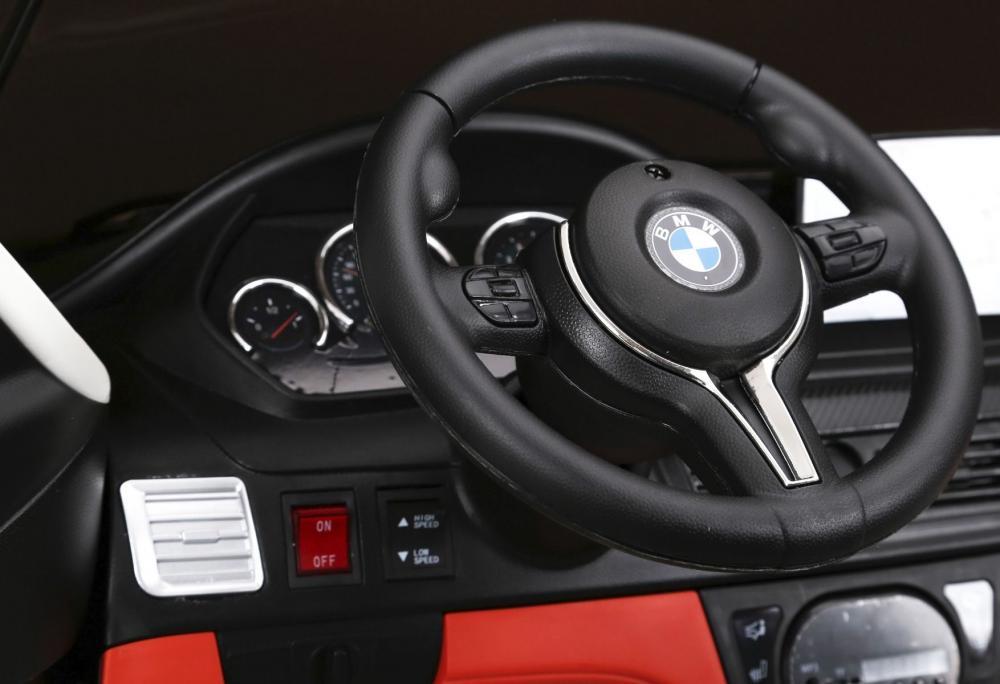 Masinuta electrica BMW X6 XXL cu doua locuri Red - 2