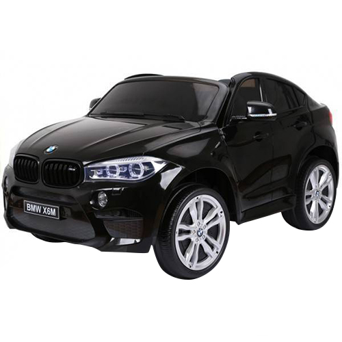 Masinuta electrica BMW X6 XXL cu doua locuri Black