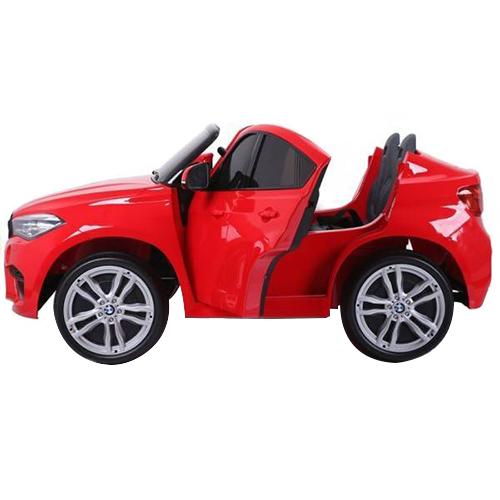 Masinuta electrica BMW X6 XXL cu doua locuri Red - 5