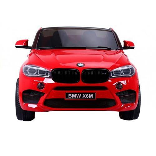 Masinuta electrica BMW X6 XXL cu doua locuri Red - 6