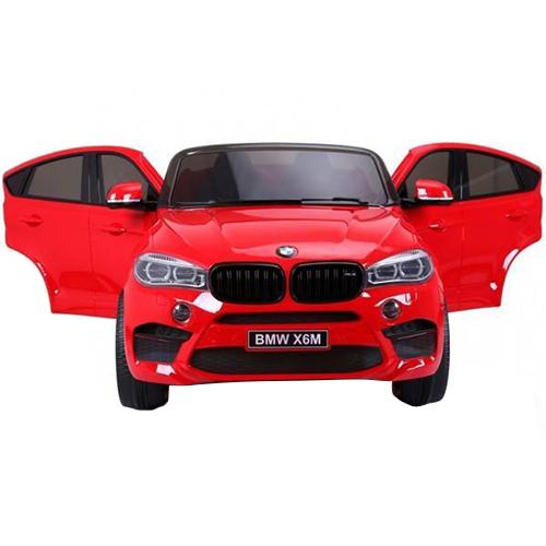 Masinuta electrica BMW X6 XXL cu doua locuri Red - 7