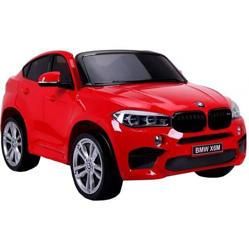 Masinuta electrica BMW X6 XXL cu doua locuri Red - 8