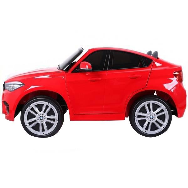 Masinuta electrica BMW X6 XXL cu doua locuri Red - 9