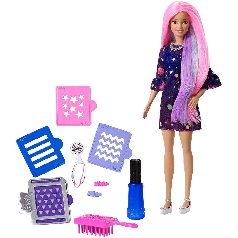 Papusa Barbie Fashionista Fii Hairstilist