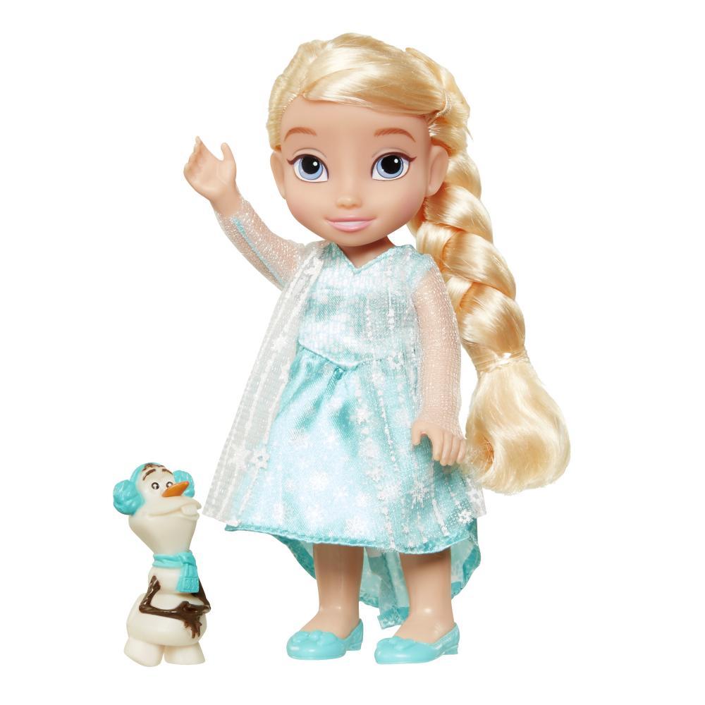 Papusa Frozen 15 cm Elsa