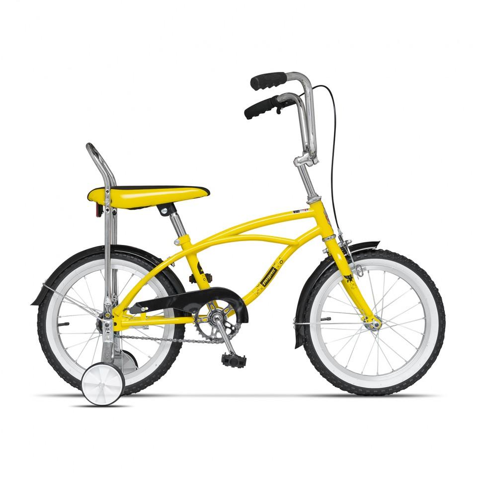 Bicicleta Pegas Mezin 2017 B Galben Bondar