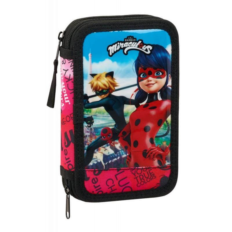 Penar dublu echipat Ladybug & Cat Noir
