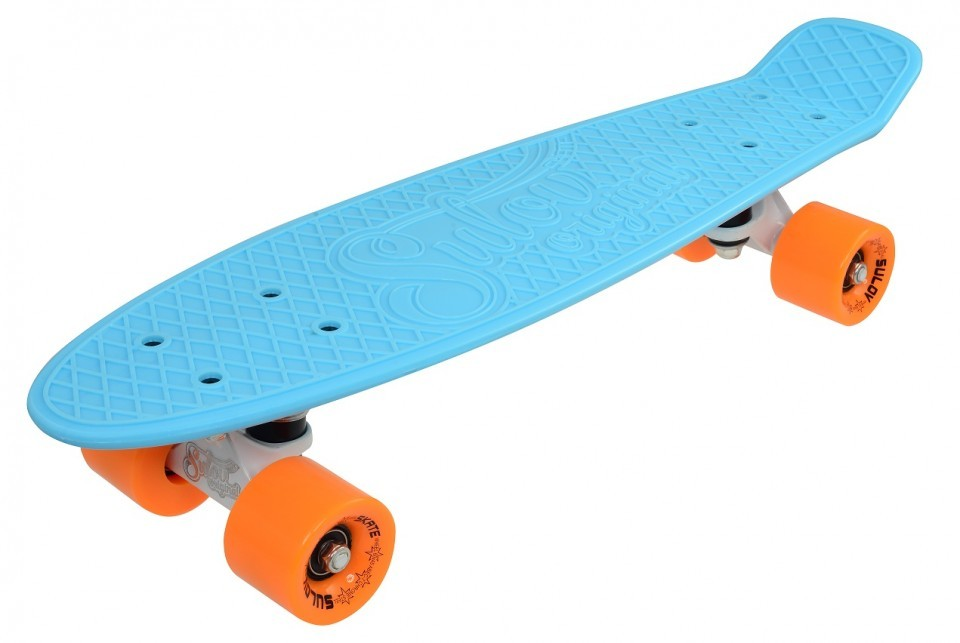 Penny Board Dolce 22 Inch BleuPortocaliu