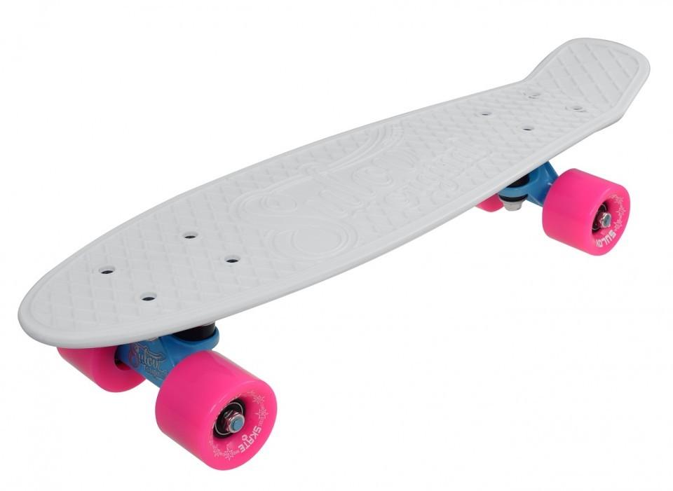 Penny Board SLV Neon 22 Inch AlbRoz imagine