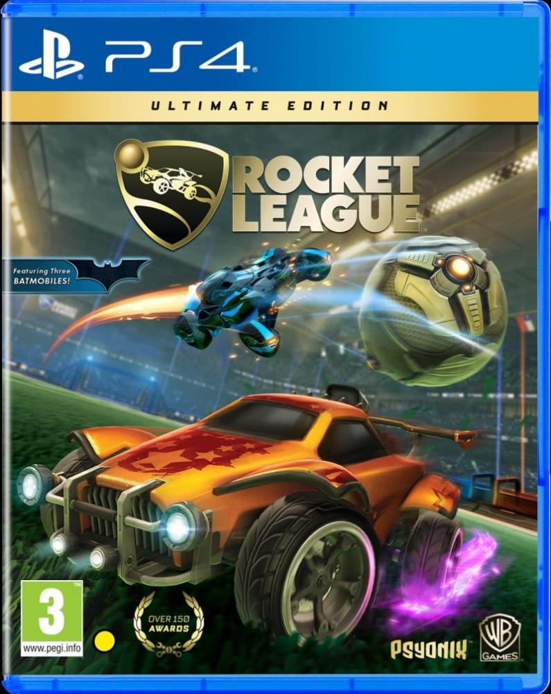 Rocket League Ultimate Edition Ps4