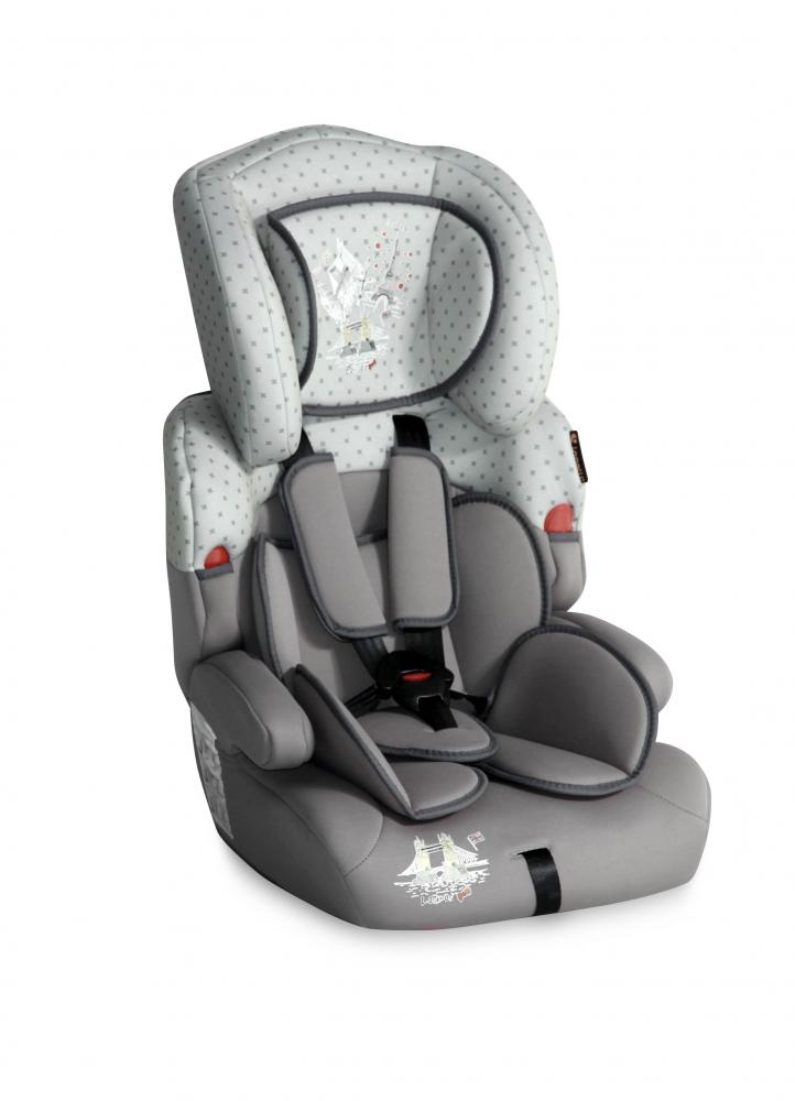 Scaun auto 9-36 Kg Kiddy Grey Travelling
