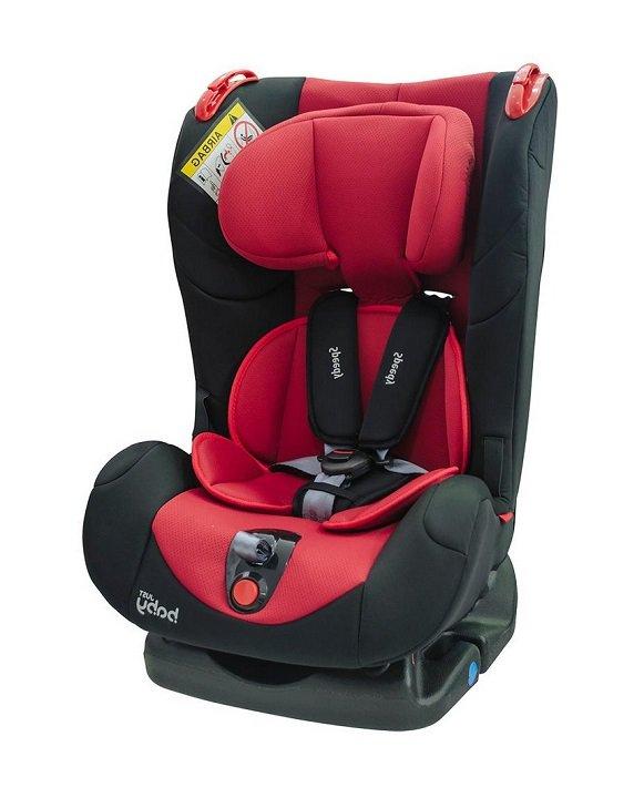 Scaun Auto Speedy Pentru Copii Rosu Just Baby
