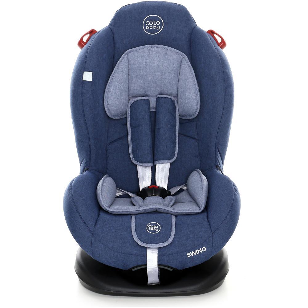 Scaun auto Swing Coto Baby Melange Dark Blue