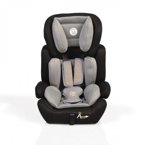 MONI Scaun auto copii Moni Ares 9-36 kg Gri