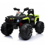 ATV electric cu amortizoare Maverick 4x4 Green