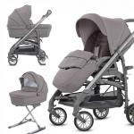 Carucior Trilogy System Duo Sideral Grey