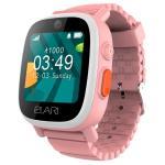 Ceas pentru copii cu GPS Elari FixiTime 3 Pink