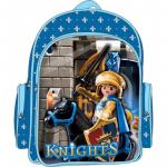 Ghiozdan Playmobil pentru gradinita Cavaleri