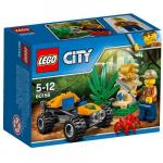 Automobil de Jungla 60156 Lego City