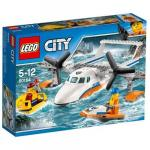 Avion de Salvare pe Mare 60164 Lego City