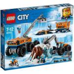 Baza Mobila De Explorare Arctica Lego City