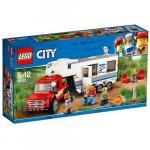 Camioneta si Rulota Lego City