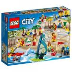 Comunitatea Orasului de Distractie la Plaja 60153 Lego City