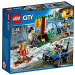 Dezertori pe Munte Lego City