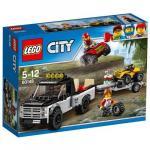 Echipa de Curse pe ATV 60148 Lego City