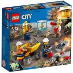 Echipa de Minerit Lego City