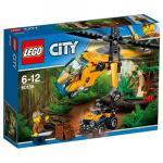 Elicopter de Marfa in Jungla 60158 Lego City