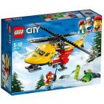Elicopterul Ambulanta Lego City