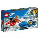 Evadare pe Rau Lego City