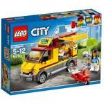 Furgoneta de Pizza 60150 Lego City