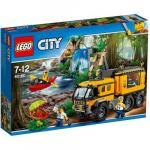 Laboratorul Mobil din Jungla 60160 Lego City