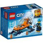 Planor Arctic pe Gheata Lego City