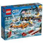 Sediul Central al Garzii de Coasta 60167 Lego City