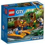 Set de Jungla pentru Incepatori 60157 Lego City