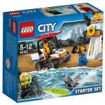 Set pentru Incepatori Garda de Coasta 60163 Lego City